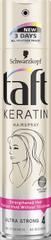 Taft Keratin lak za kosu, Ultra Strong 4
