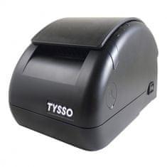Tysso PRP-058K termálna pokladničná tlačiareň s USB a RS232 pripojením (OKPRINT 058)