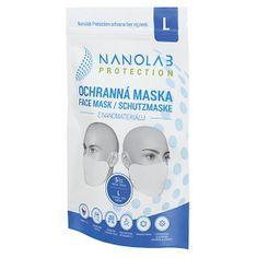Nanolab Protection Ochranná nano rouška - Balení 5 ks - Velikost L