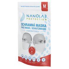 Nanolab Protection Ochranná nano rouška - Balení 5 ks - Velikost M