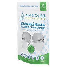 Nanolab Protection Ochranná nano rouška - Balení 5 ks - Velikost S
