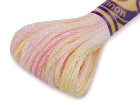 Kraftika 1szt pearl mulina dmc mouliné color variations
