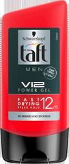 Taft V12 Power gel za kosu, muški