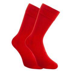 Bellinda Ponožky bambusové červené (BE497520-405)