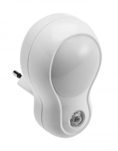 Sandria GTV Orientační LED svítidlo s čidlem LD-ML4000-00 Noční světlo 1W, 230V se