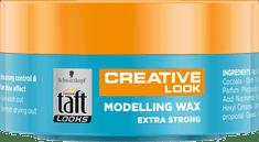 Taft Creative Look Modeling vosak za kosu, 75 ml