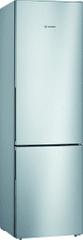 Bosch KGV39VLEA zamrzivač sa zamrzivačem, samostojeći, nehrđajući čelik