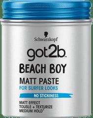 got2b Beach Boy pasta za lase, mat učinek, 100 ml