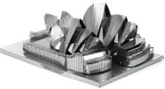 Metal Earth metalni model 3D puzzle Opera u Sydneyu