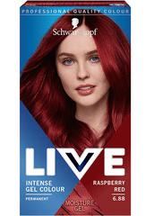 Schwarzkopf Live barva za lase, 6.88 Raspberry Red