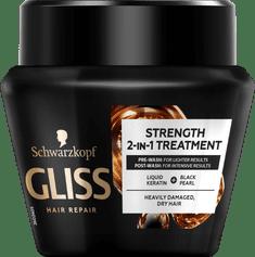 Gliss Kur Hair Repair maska za lase, Ultimate Repair, 300 ml