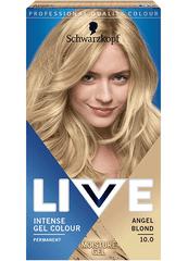 Schwarzkopf Live boja za kosu, 10.0 Angel Blond