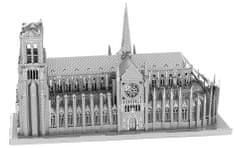 Metal Earth puzzle 3D - Katedra Notre-Dame