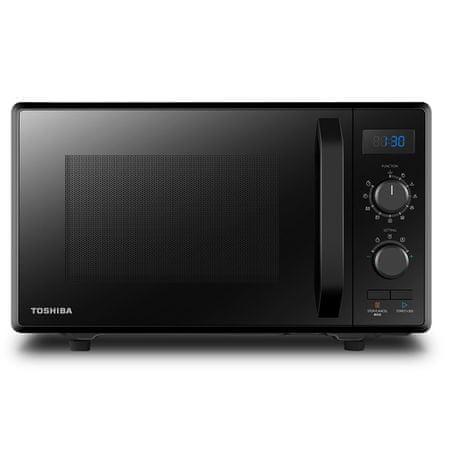 Toshiba MW2-AG23P mikrovalovna pečica, 900 W, žar, 23 l