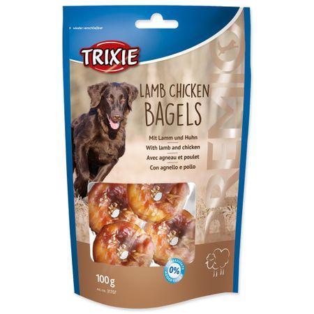 Trixie smakołyki dla psa PREMIO jagnięcina + kurczak, 2x100 g
