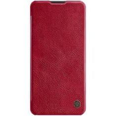 Nillkin Qin maska za Samsung Galaxy Note 20, preklopna, crvena