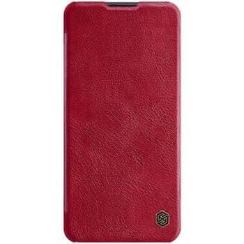 Nillkin QIN ovitek za Samsung Galaxy Note 20, preklopni, rdeč