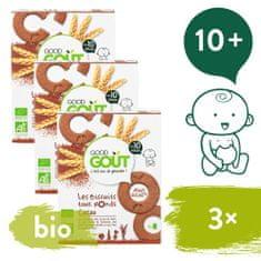 Good Gout Kakaová kolečka 3x (80 g)