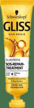 Gliss Kur Gliss Hair Repair Instant Therapy ulje za kosu, Oil Nutritive, 20 ml