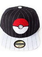 Pokémon siltes sapka- Pokéball Varsity