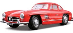 BBurago model Mercedes-Benz 300 SL 1:18 (1954), crveni