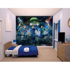 Walltastic Fototapeta 243 x 304cm THUNDERBIRDS