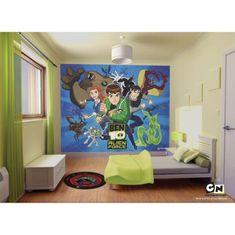 Walltastic Fototapeta 243 x 304cm BEN 10