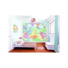 Walltastic Fototapeta 243 x 304cm BABY DINOSAURY