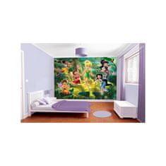 Walltastic Fototapeta 243 x 304cm DISNEY FAIRIES