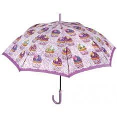 Perletti Dámsky automatický dáždnik SWEET / C (MUFFINS)