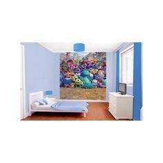 Walltastic Fototapeta 203 x 243cm MONSTERS UNIVERSITY