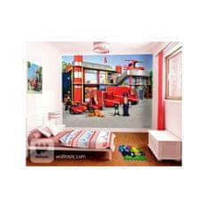 Walltastic Fototapeta 243 x 304cm POSTMAN PAT
