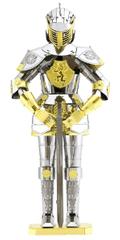 Metal Earth metalni model 3D slagalica Oklop - europski vitez