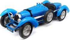BBurago Model Bugatti Type 59, 1:18, plavi