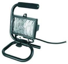Svietidlo halogenové, príkon 150W, prenosné s podstavcom + halogenová žiarovka 120W