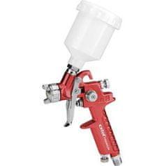 Pištoľ striekacia s nádobkou zhora a funkciou HVLP, max. prac. tlak 210kPa