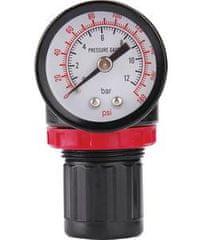 Regulátor tlaku s manometrom