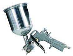 Pištoľ striekacia s hornou nádržou