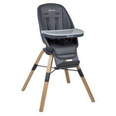 BabyGO jedálenská stolička CAROU 360°