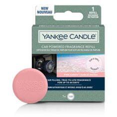 Yankee Candle náhradní náplň do difuzéru do zapalovače auta, vůně Pink Sands