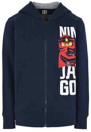 LEGO Wear jaknica za dječake Ninjago, 146, plava