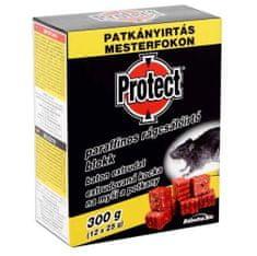 Bábolna Bio Protect paraffinos rágcsálóirtó blokk