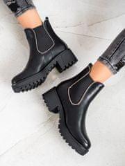 Dámske členkové topánky 67813