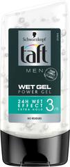 Taft Wet Power gel za kosu, za muške, Extra Hold 3