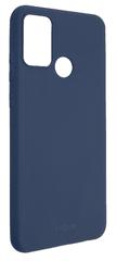 FIXED Zadný pogumovaný kryt Story pre Honor 9A, modrý FIXST-580-BL