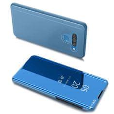 MG Clear View könyvtok LG K51S / K41S, kék