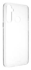 FIXED TPU gelové pouzdro pro Relame 6i/C3, čiré FIXTCC-544