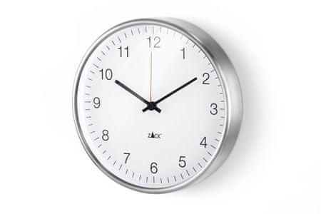 """Zack """"PALLA"""" stenska ura, bela številčnica"""