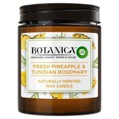 Air wick Botanica svijeća Svježi ananas i tuniski ružmarin, 205 g