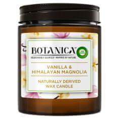 Air wick Botanica svijeća Vanilija i himalajska magnolija, 205 g